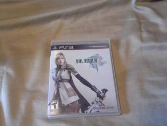 Final Fantasy 13 by MasterZeoKnight15