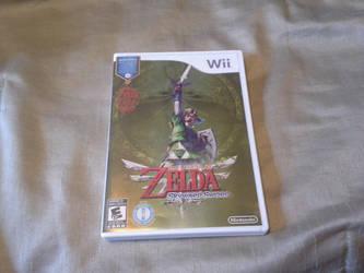 Zelda Skyward Sword by MasterZeoKnight15