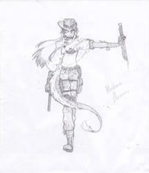 YAMF2 The Bleedman Mercenary by YouAskMeFirst2