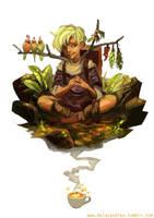 Witchsona by Malacandrax