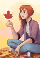 Secret Santa Network - Robynmaillet by stasiaarts