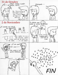 Dia de Muertos by Legend110