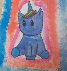 i'm a unicorn by denisadeak9