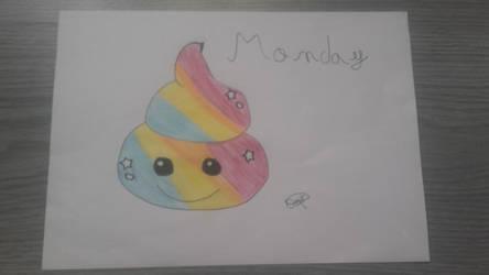 mongay.... by denisadeak9