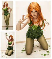 Poison Ivy cosplay by Atai