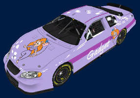 Gadget Nascar front by Framwinkle