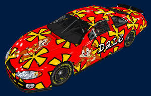 Dale Nascar front by Framwinkle