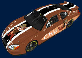 Chip Nascar Front by Framwinkle
