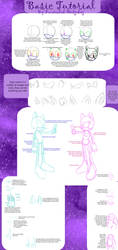 Basic Sonic Tutorial by Fantailed-Hedgehog