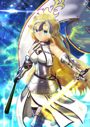 Ruler - Fate/Grand order by chinchongcha