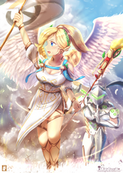 Mercy - Wing of Victory by chinchongcha
