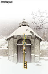 LK 4 Keys To The Kingdom HC by GabrielRodriguez