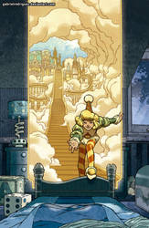 Little Nemo 2013 teaser color by GabrielRodriguez
