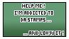 Stamp Addiction by edloen