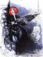 Black Widow by ukosmith