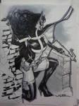 Huntress by ukosmith