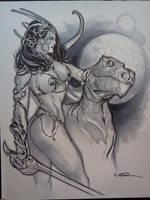 Dejah Thoris final by ukosmith