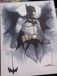 The Batman by ukosmith