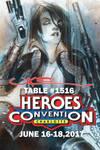 HeroesCon by ukosmith