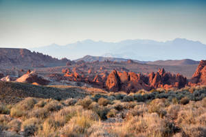 Valley of Fire by suffer1
