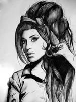 Amy Winehouse 2011 by Bottomley3