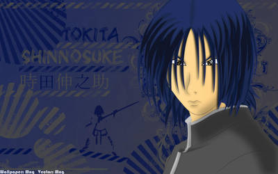 Tokita Shinnosuke by Mxtremeg