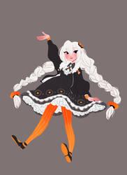 kizuna akari by snownymphs