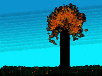 Photoshop Tree Test 2 by qwerty-wasd