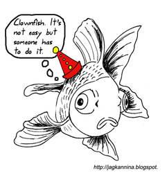 Clownfish by Kanina79