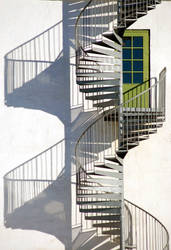 Spiral stair by Kanina79