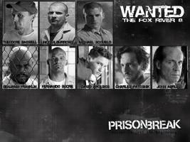 Prison Break Wallpaper by 2k6