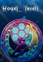 Royal Trial Cover by PixelboyMagazine