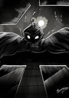 Inktober Day 15: Mysterious by PixelboyMagazine