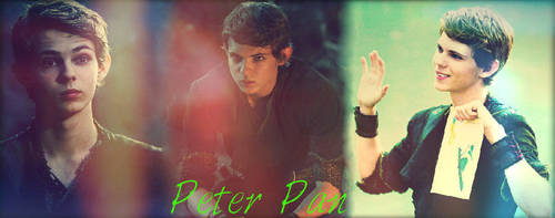 Peter Pan ~Once Upon A Time~ by TeamSNIC