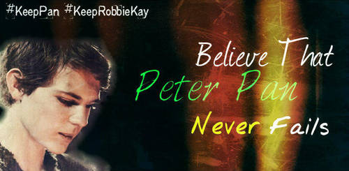 Believe - Peter Pan - OUAT by TeamSNIC