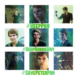 #KeepPan Campaign -OUAT by TeamSNIC