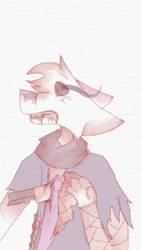 Goretober day 6 - Knife wound by Toxicthewolf9