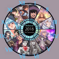 2018 Art Summary by arikentsia