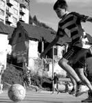 Fuck war, I play football. by Babby-imtemito