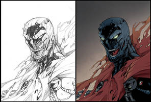another vision of spawn by gonru