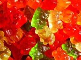 Gummy Bears by BitchKitten
