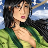 Mulan by FlyingPings