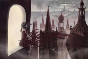Mistborn revamp by Newburgart