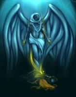 spirit of redemption by Ragora57