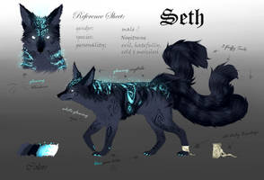 Reference Sheet - Seth by Nat-4rts