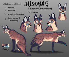 Mischa [Character Design] by Nat-4rts