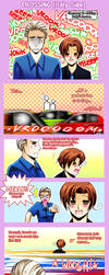 Hetalia - Crossing +Italy+ by R-ninja