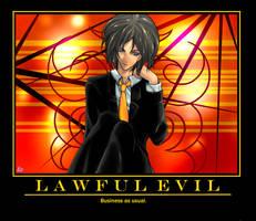Lawful Evil by R-ninja