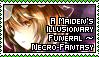 A Maiden's Illusionary Funeral ~ Necro-Fantasy by Youkai-Minori