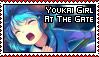 Youkai Girl at the Gate by Youkai-Minori